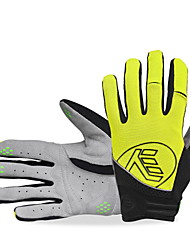 cheap -Nuckily Winter Bike Gloves / Cycling Gloves Mountain Bike Gloves Mountain Bike MTB Breathable Anti-Slip Sweat-wicking Protective Full Finger Gloves Sports Gloves Mesh Terry Cloth Black Grey Green for