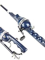 cheap -Folding Telescopic Sea Rods Suit Portable Fishing Poles 1 3M