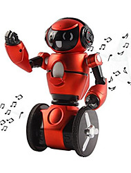cheap -RC Robot F1 Domestic & Personal Robots 2.4G Plastic Singing / Walking / Smart Self Balancing NO