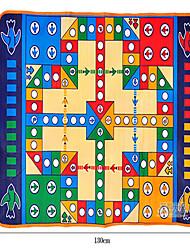 Недорогие -детская игра земля мат летающих шахматы ковер ползать площадку игровую панель рабочего стола большой летающий шахматы