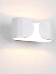 cheap -Modern / Contemporary Wall Lamps & Sconces Metal Wall Light 110-120V / 220-240V 3W