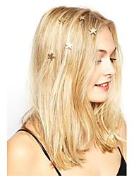 cheap -Women's Party Imitation Pearl / Alloy Hair Jaw Clip / Cute