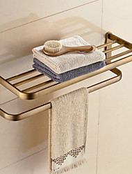 cheap -Towel Bar Contemporary Brass Double