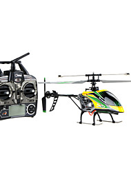cheap -RC Helicopter WLtoys V912 4CH 2.4G Brush Electric Ready-to-go