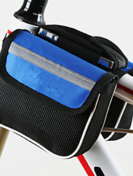 cheap -2 L Bike Frame Bag Top Tube Dust Proof Wearable Skidproof Bike Bag Polyester Mesh Bicycle Bag Cycle Bag All Phones Cycling / Bike