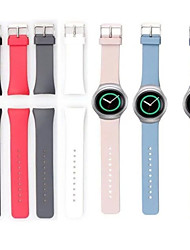 cheap -1 PCS Watch Band for Samsung Galaxy Sport Band Silicone Wrist Strap for Gear S2