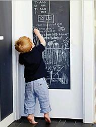cheap -Chalkboard Wall Stickers Blackboard Wall Stickers Decorative Wall Stickers, Vinyl Home Decoration Wall Decal Wall Decoration / Removable