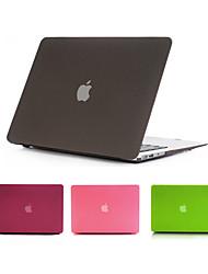 cheap -MacBook Case Transparent / Solid Colored ABS for Macbook Air 11-inch / MacBook Air 13-inch