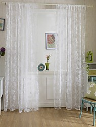 """cheap -Curtains Drapes One Panel 39""""W*79""""L White / Living Room"""