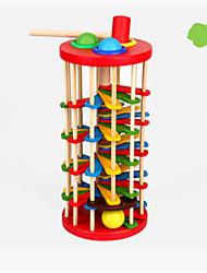 Недорогие -Мячи Веселье Дерево Классика Детские Игрушки Подарок