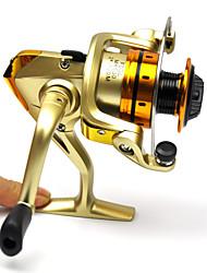 cheap -Spinning Reel 5.1:1 Gear Ratio+10 Ball Bearings Hand Orientation Exchangable Sea Fishing / Spinning / Freshwater Fishing - MR500 / Carp Fishing