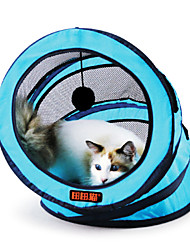 cheap -Cat Cat Toy Pet Toys Tubes & Tunnel Foldable Textile For Pets