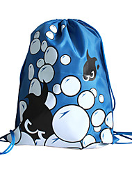cheap -Drawstring Backpack Blue,Pink,Red,Silver