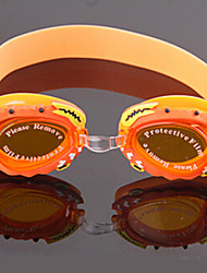 cheap -Swimming Goggles Waterproof PU PC Pink Blues Oranges Others