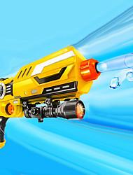 abordables -pistolet en plastique pour les enfants de plus de 3 (1000 balles) jouet en plein air