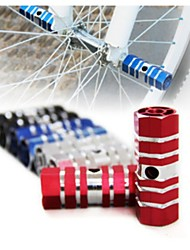 cheap -Bike Pedals Waterproof Aluminium for Cycling Bicycle Mountain Bike / MTB Road Bike Cycling / Bike Silver