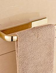 cheap -Towel Bar Contemporary Brass 1 pc - Hotel bath 1-Towel Bar