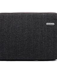 Недорогие -Рукава Однотонный Нейлон для MacBook Pro, 15 дюймов / MacBook Air, 13 дюймов / MacBook Pro, 13 дюймов