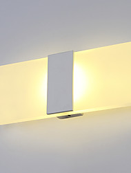 cheap -Modern Contemporary Wall Lamps & Sconces Metal Wall Light 110-120V / 220-240V 6 W / LED Integrated