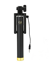 cheap -Wired Selfie Stick Monopod Universal for iPhone 8 7 Samsung Galaxy S8 S7 For IOS/Android phone Huawei Xiaomi Nokia