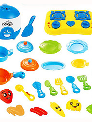 cheap -Plastic Above 3 Pretend Play for Puzzle Toy