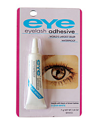 cheap -Eyelashes Fast Dry Natural Classic High Quality Daily false eye lashes fake eyelashes stick lash adhesive glue