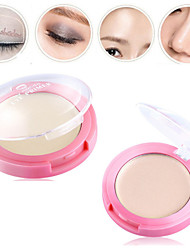 cheap -# / Single Colored Concealer Makeup Set Pressed powder 1 pcs Dry / Combination / Oily Whitening / Coverage / Long Lasting Eye / Face Makeup Cosmetic