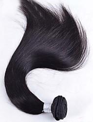 cheap -8 26 brazilian virgin hair natural black color straight hair raw human hair bundles sale