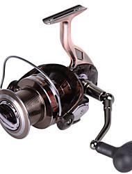 cheap -Spinning Reel 4.9:1 Gear Ratio+13 Ball Bearings Hand Orientation Exchangable Sea Fishing / Spinning / Jigging Fishing - RS7000 / General Fishing / Trolling & Boat Fishing