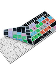 cheap -XSKN Logic Pro X 10.2  Shortcut Keyboard Cover Silicone Skin for Magic Keyboard 2015 Version, US Layout
