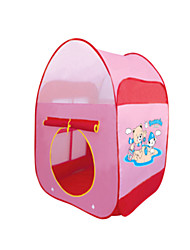 cheap -Play Tent & Tunnel Playhouse Princess Cartoon Polyester Pop Up Indoor/Outdoor Playhouse for Boys and Girls