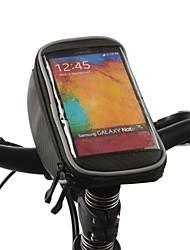 cheap -ROSWHEEL Cell Phone Bag Bike Handlebar Bag 4.2 inch Touch Screen Waterproof Cycling for iPhone 5C Iphone 5/5S iPhone X Cycling / Bike / iPhone XR / iPhone XS / iPhone XS Max