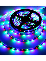 cheap -ZDM® 5m RGB Strip Lights 300 LEDs 2835 SMD 2835 SMD 1pc RGB Cuttable Party Decorative 12 V / Self-adhesive