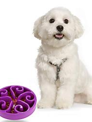 cheap -Bowls & Water Bottles Pet Waterproof Purple Red Green Blue For Pets