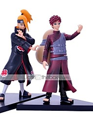 cheap -Anime Action Figures Inspired by Naruto Cosplay PVC(PolyVinyl Chloride) 16 cm CM Model Toys Doll Toy