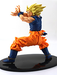 cheap -Anime Action Figures Inspired by Dragon Ball Cosplay PVC(PolyVinyl Chloride) 18 cm CM Model Toys Doll Toy