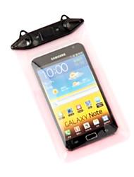 Недорогие -Сотовый телефон сумка Водонепроницаемый сухой мешок для Водонепроницаемость 4.3-5.5 inches ПВХ 20 m