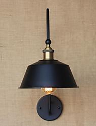 cheap -European And American Retro Nostalgic Villa Living Room Dining Decorative Wrought Iron Wall Sconce