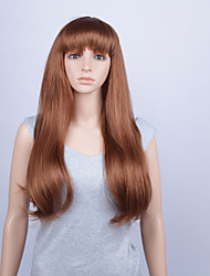 cheap -Synthetic Lace Front Wig Straight Straight Lace Front Wig Synthetic Hair Women's