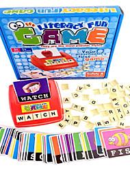 Недорогие -1 pcs Настольные игры ABS Для профессионалов Английский Детские Взрослые Мальчики Девочки Игрушки Дары