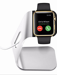 cheap -Aluminium Alloy Charging Stand Iwatch Holder Keeper for Apple Watch (Assorted Colors)