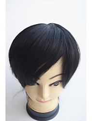 "cheap -Thin Skin Mens Toupee 8""x10""Brazilian Virgin Human Hair Toupee Men's Hair Systems Pieces Toupee"