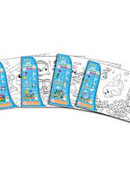 Недорогие -поделки игрушки творческой поделок картины цвета в холсте