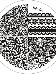 cheap -born-pretty-chic-lace-pattern-nail-art-stamping-template-image-stamp-plate-bp02