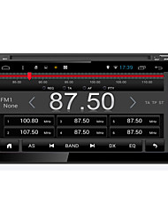 cheap -7inch 2 DIN 800 x 480 / 1024 x 600 Android 4.4 Car DVD Player  for Universal Built-in Bluetooth / GPS / RDS 617 Bluetooth / DVD-R / RW /