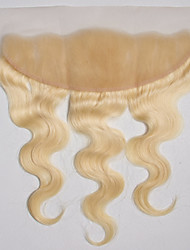 cheap -brazilian lace frontal closure body wave 13 4 ear to ear 613 full lace frontal unprocessed human hair