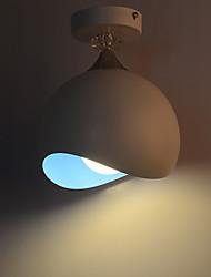 cheap -Flush Mount Downlight Painted Finishes Metal Designers 110-120V / 220-240V Bulb Not Included / E26 / E27