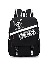 cheap -Bag Inspired by One Piece Monkey D. Luffy Anime Cosplay Accessories Bag Backpack Canvas Men's Women's New Hot Halloween Costumes