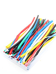 cheap -70PCS 150mm Heat Shrink Tubing Tube Sleeving Wrap Wire Cable Boxed Kit