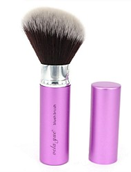 cheap -Professional Makeup Brushes Blush Brush 1 Portable Travel Eco-friendly Professional Hypoallergenic Limits Bacteria Blending Premium Synthetic Hair Metal for Cream Liquid Powders Blush Brush